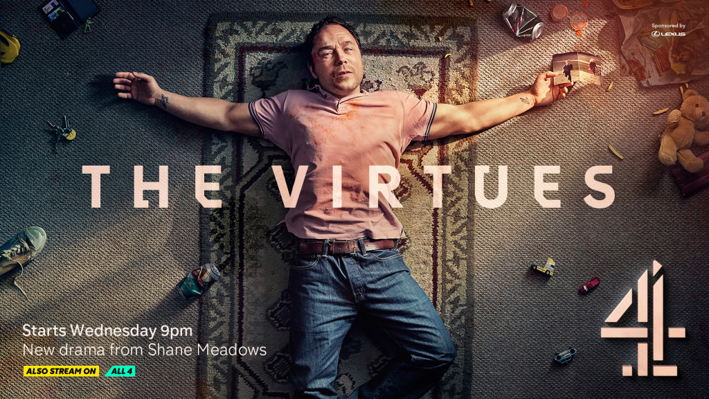 Stephen Graham stars in Shane Meadows' 'The Virtues'
